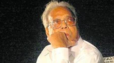 Nemai Ghosh, Satyajit Ray, Nemai Ghosh passes away
