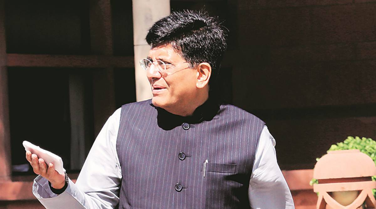 Railways Minister Piyush Goyal, Indian Railways in West Bengal, rail budget, West Bengal budget allocation, west bengal railway projects delay, india news, indian express