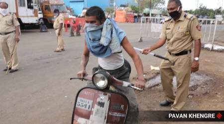Telangana: Police battle stress, mosquitoes as they enforce lockdown