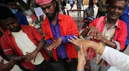 coronavirus, coronavirus cases in bangalore, coronavirus cases in bengaluru, coronavirus cases in karnataka, coronavirus prevention karnataka government, bangalore schools shut coronavirus, coronavirus latest news, bangalore news, indian express