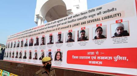 Hoardings of anti-CAA protesters in UP: Three-judge bench to hear matter