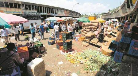 Gurgaon's 'new vegetable market' switches to 'odd-even' for shops to avoid congestion