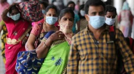 coronavirus, coronavirus outbreak, coronavirus cases, maharashtra ICU patient tests positive, home quarantine, maharashtra hospital staff home quarantine, coronavirus news, indian express