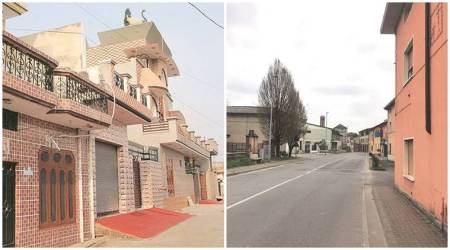 Tale Of Two Quarantines: In Italy & Punjab, 2 villages separated by distance, connected by the outbreak