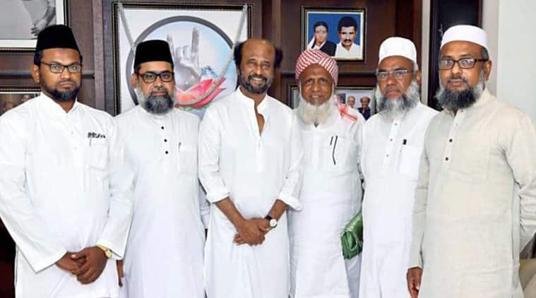 Rajinikanth, Rajinikanth fans meet, Rajini Makkal Mandram, Tamil Nadu politics, CAA, NRC, NPR, Rajinikanth on CAA, CAA protest, Chennai News, Tamil Nadu News, Indian Express News