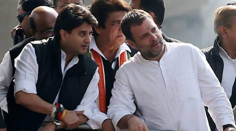 rahul gandhi on jyotiraditya scindia, jyotiraditya scindia exit congress, jyotiraditya scindia bjp joining, rahul gandhi on coronavirus, rahul gandhi india economy, india news, indian express