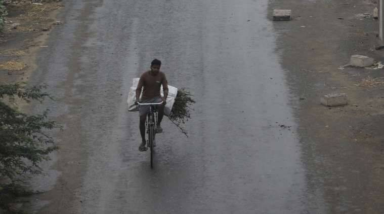 After closed APMCs, unseasonal showers add to farmer's woes in Gujarat