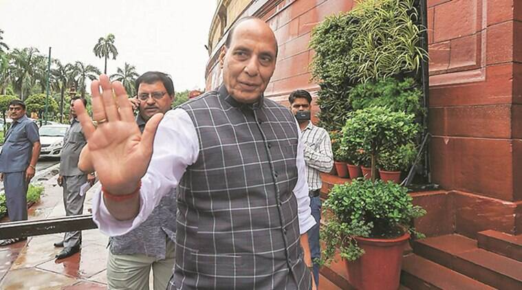 Rajnath Singh, Coronavirus lockdown, Armed Forces Medical Services, AFMS, Pune news, indina express news