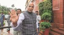 Talks on with China… LAC situation must be resolved: Rajnath