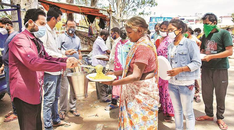 Coronavirus: Calls pour in at a Jharkhand helpline for 'food, food and food'