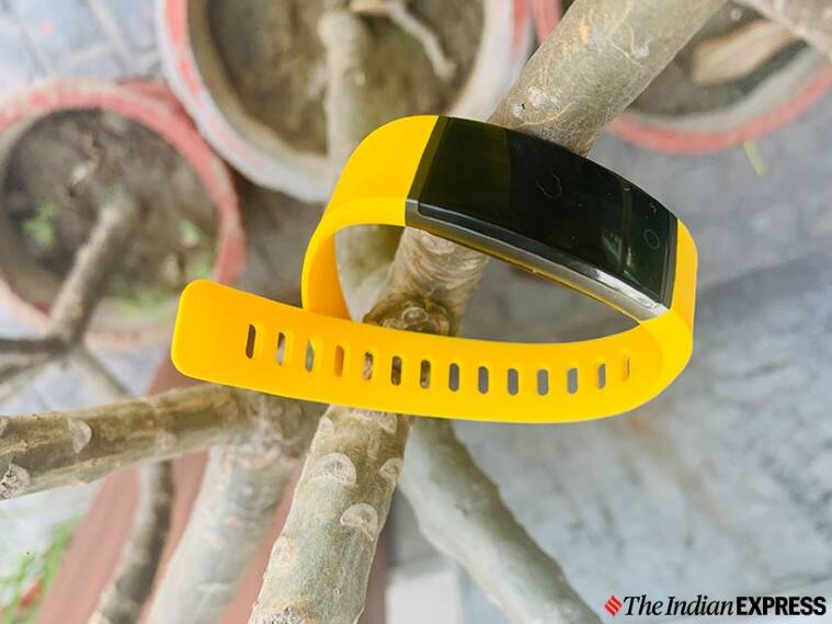 REALME BAND Review