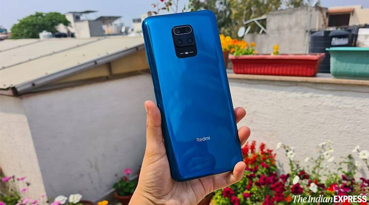 Redmi Note 9 Pro 5g Vs Redmi Note 9 Pro What Has Changed With The 5g Version Technology News The Indian Express