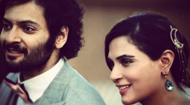 richa chadha ali fazal wedding date