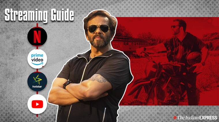 Streaming Guide: Rohit Shetty movies