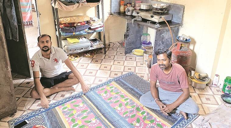 'Tired of staring at the wall': Labourer brothers confined  in 10×10 room in Thane slum