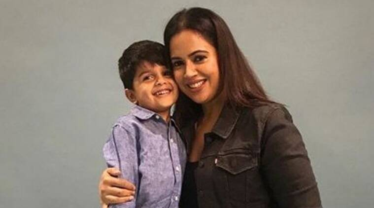 sameera reddy, sameera reddy news, lockdown at home, lockdown period, indianexpress.com, indianexpress, stress for homemakers, 21-day lockdown period, self quarantine, stay home, stay safe,