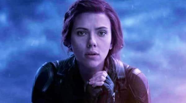 Scarlett Johansson black widow death avengers endgame