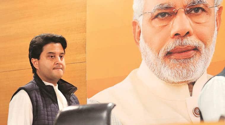 jyotiraditya scindia, jyotiraditya scindia joins bjp, jyotiraditya scindia bjp,jyotiraditya scindia congress, madhya pradesh, madhya pradesh crisis, madhya pradesh government, indian express
