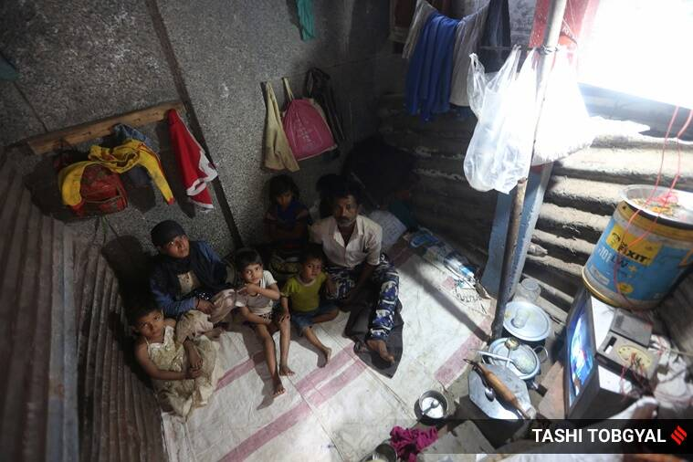 migrant labourers in delhi, india lockdown coronavirus, coronavirus covid 19, delhi shelter homes food, delhi government, india news, indian express