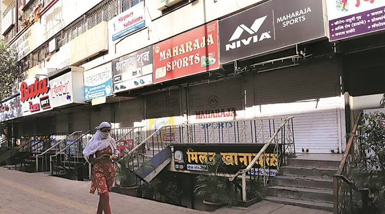 coronavirus, coronavrirus outbreak, pune shops, pune open shops fined, pune coronavirus guidelines, coroanvirus in pune, coronavirus news, indian express newscoronavirus, coronavrirus outbreak, pune, pune shops open, pune open shops fined, pune coronavirus guidelines,  coroanvirus in pune, coronavirus news, indian express news