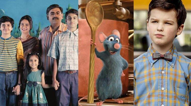 Ten movies and shows you can watch with your kids