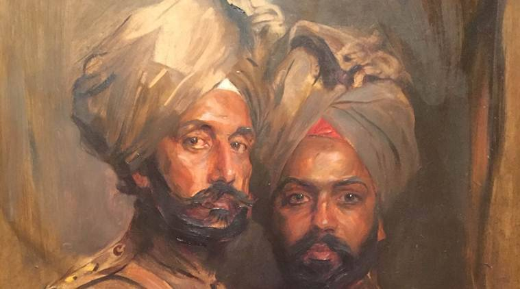 World War 1, World War 1 Sikh soldiers, Sikh soldiers, Sikh soldiers World War 1, India news, Indian Express