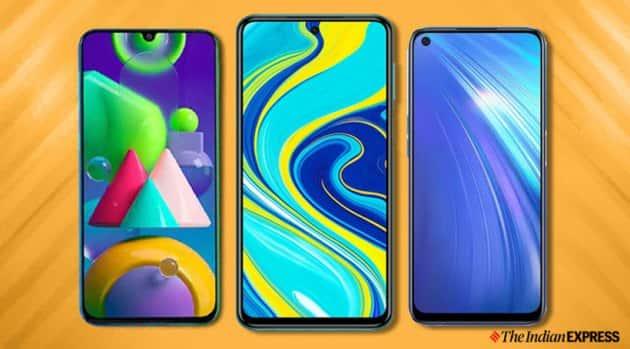 Samsung Galaxy M21 vs Redmi Note 9 Pro vs Realme 6, Samsung Galaxy M21, Redmi Note 9 Pro, Realme 6, Samsung, Xiaomi, Redmi, Realme