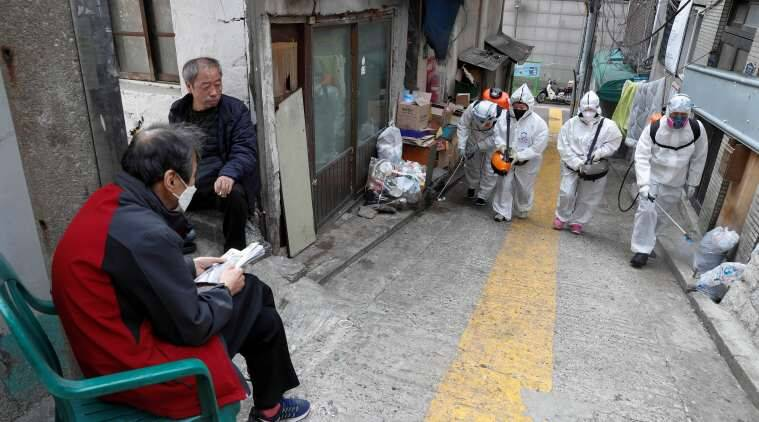 South Korea offers help in pandemic response