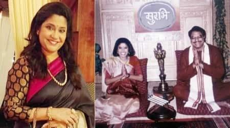 surabhi renuka shahane tv show