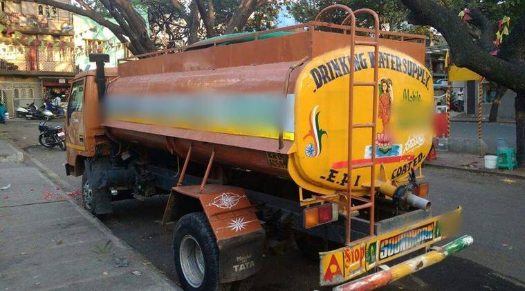 Water tanker strike hits east Bengaluru amid lockdown over coronavirus scare
