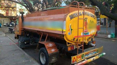 Water tanker strike hits east Bengaluru amid lockdown over coronavirus scare