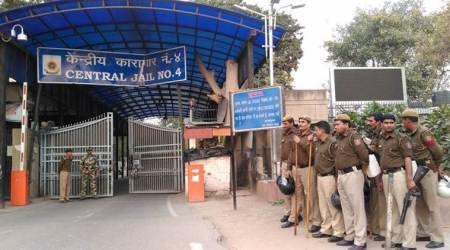 Tihar jail, Tihar unrest, tihar inmate dies, Ugandan man dies in tihar, Delhi news, Indian express news
