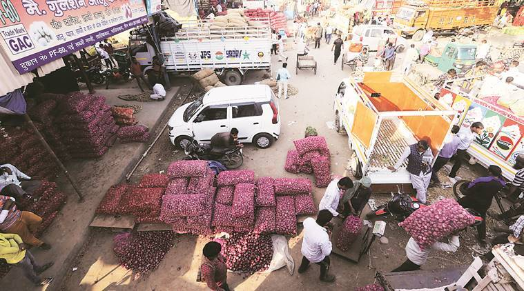 Trucks stuck, rail staff stopped, online delivery staff assaulted: Essential supplies hit hurdle - The Indian Express thumbnail