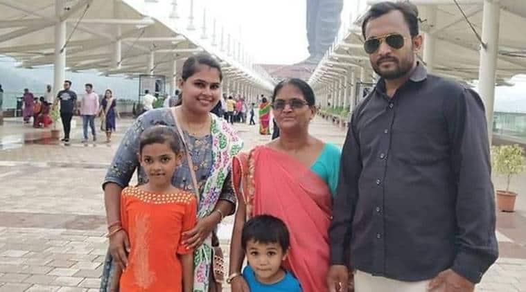 Vadodara family missing, statue of unity, statue of unity gujarat, Kalpesh Parmar, gujarat news, indian express