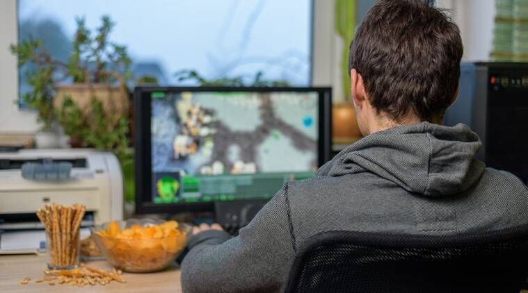 video games study, food intake less while playing video games study, Carli A. Liguori from the University of Illinois, food intake less while playing video games study,indian express news