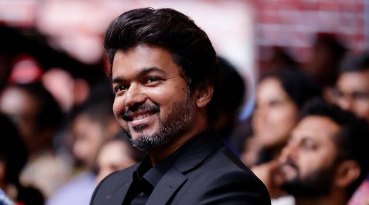 There were no raids back then, quips Vijay at Master audio launch | Entertainment News,The Indian Express