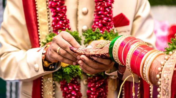 COVID-19: UP police station turns marriage venue