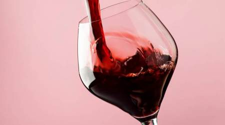wine, wine drinking, study, wine quantity, wine sales, wine glass, indian express, indian express news