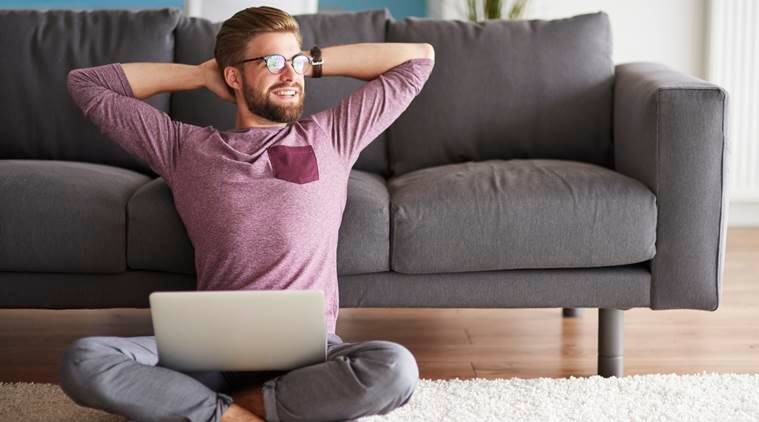 working from home, tips on how to work from home, dos and don'ts of working from home, indian express, indian express news