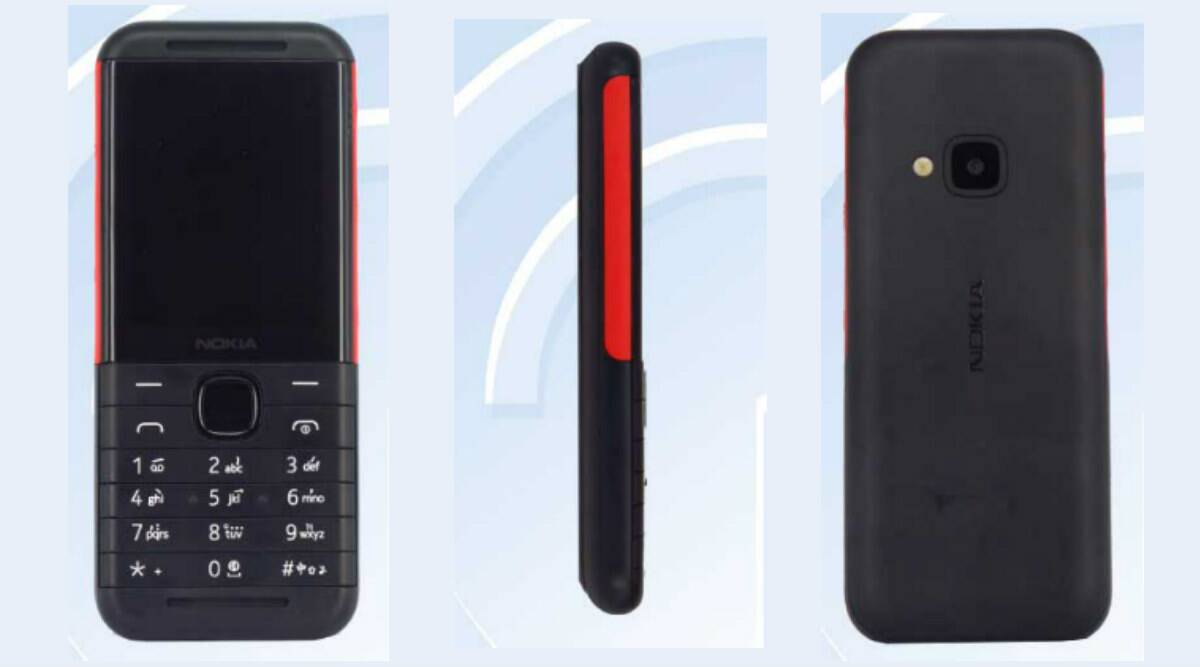 Is Nokia 5310 Xpressmusic Making A Comeback Technology News The Indian Express