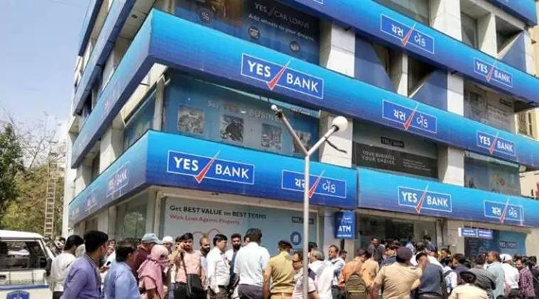 Yes Bank crisis, Rana Kapoor, Yes Bank withdrawal capped, Yes Bank fiasco, Yes Bank RBI, Indian Express, AT-1 bonds, RBI reconstruction plan for Yes Bank
