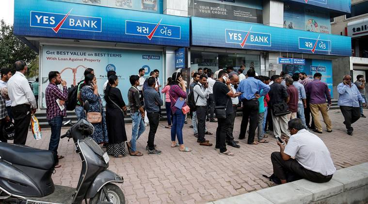 yes bank, yes bank fpo, yes bank news, Yes Bank garners Rs 4,100-crore from anchor investors ahead of FPO, yes bank fpo update, yes bank fpo date, banking sector news, market news, business news, indian express business