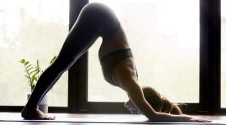Uttanasana, Adhomukhashvanasana, Prasarita padottanasana, rujuta diwekar, fitness goals, iyengar yoga, indianexpress.com, indianexpress,