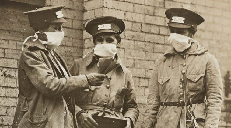 What New York looked like during 1918 Flu pandemic