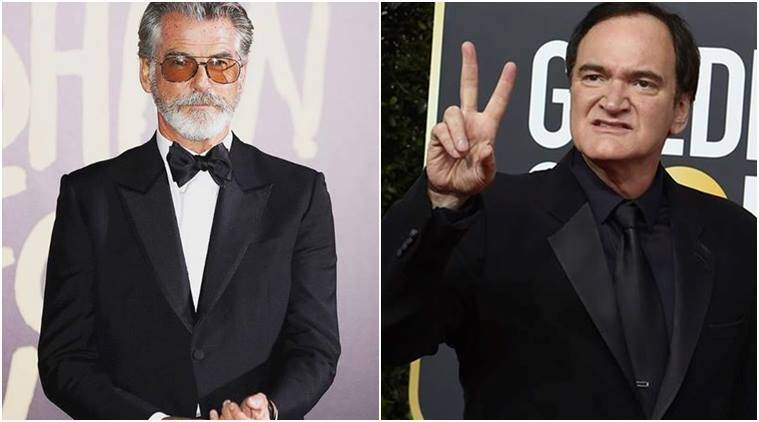 pierce brosnan on bond film with quentin tarantino