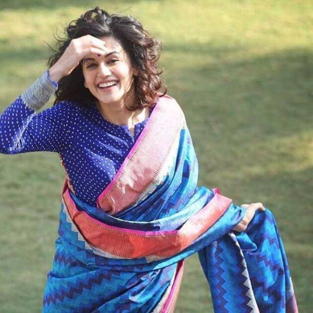 taapsee pannu quarantine post