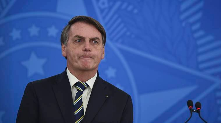 Jair Bolsonaro fires health minister, Brazil coronavius, Covid-19, coronavirus global cases, world news