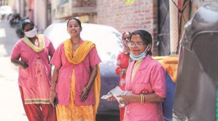 Paid a pittance, ASHAs forced to buy or borrow smartphones for Covid survey