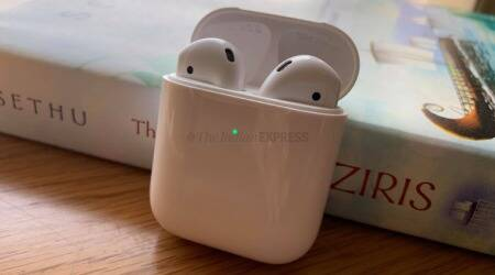 Apple, AirPods, AirPods 2, AirPods price in India, Realme Buds Air, AirPods Pro, Ptron Bassbuds, Noise Shots X1 Air, Noise Shots X5
