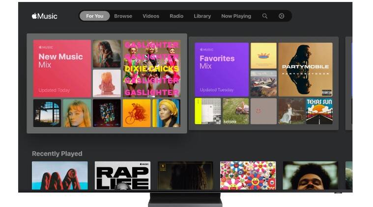 Apple Music, Apple Music coming to Samsung smart TVs, Samsung smart TVs get Apple Music, how to download Apple Music on Samsung smart Tvs